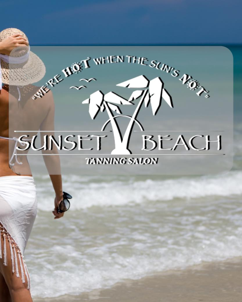 Sunset Beach Tanning Mobile Header